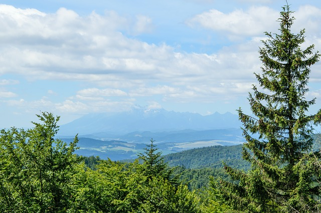 panorama hor