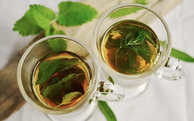 čaj bylinkový